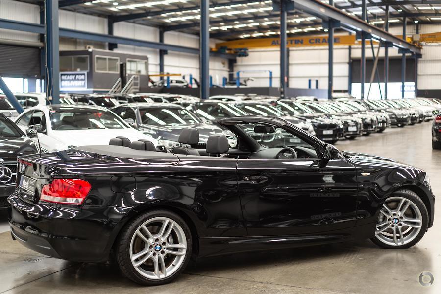 2013 BMW 1 Series 135i M Sport E88 LCI