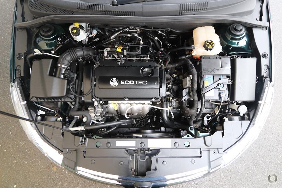 2016 Holden Cruze Equipe JH Series II