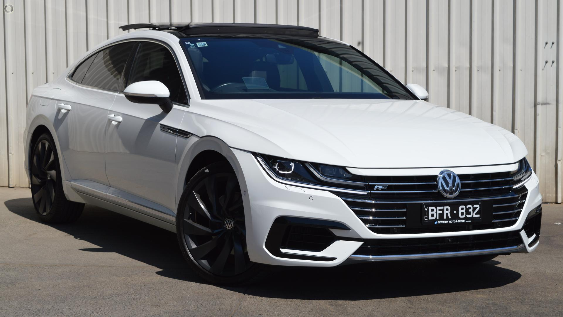 2018 Volkswagen Arteon 3H