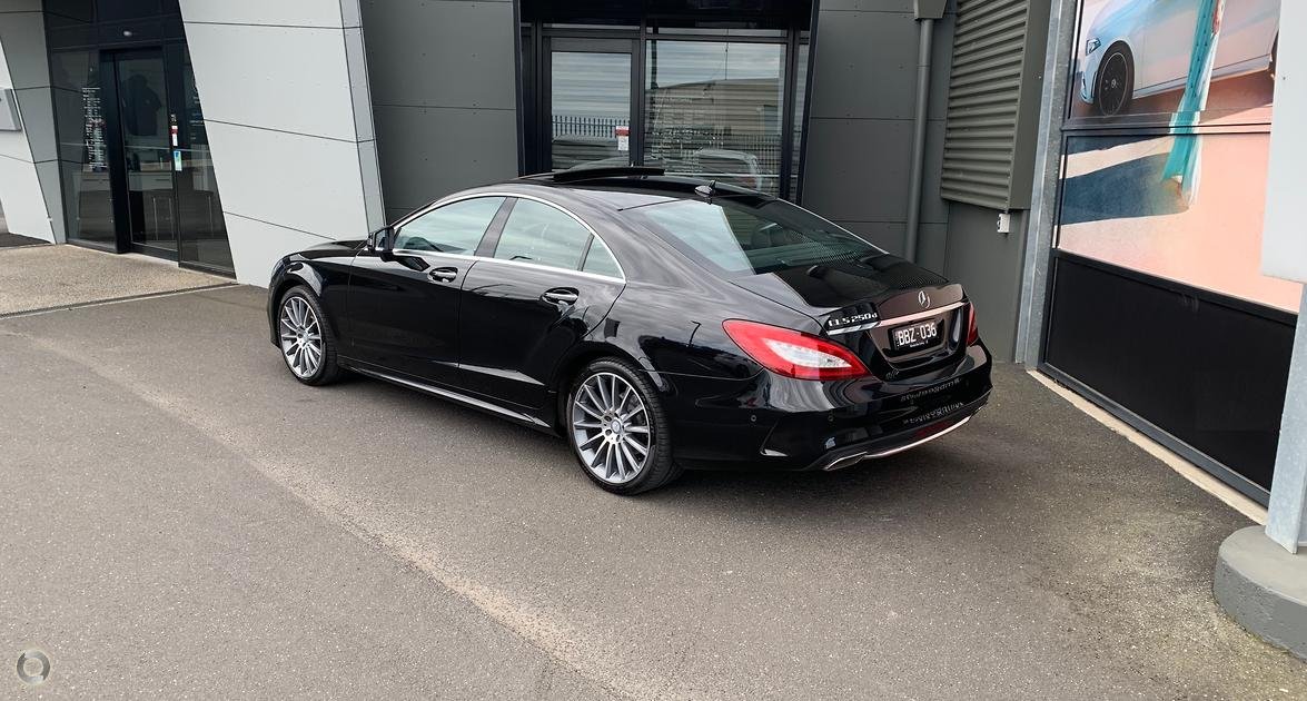 2016 Mercedes-Benz CLS-CLASS Coupe
