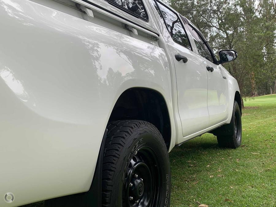 2016 Toyota Hilux Workmate GUN125R