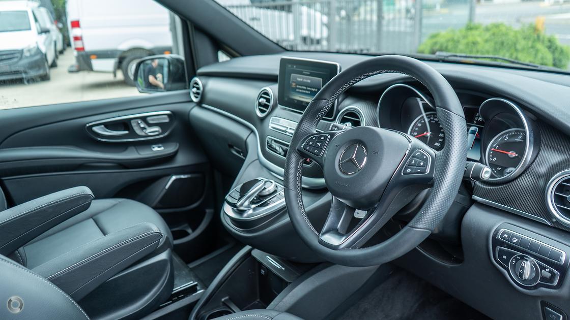 2018 Mercedes-Benz V 250 D AVANTGARDE Wagon