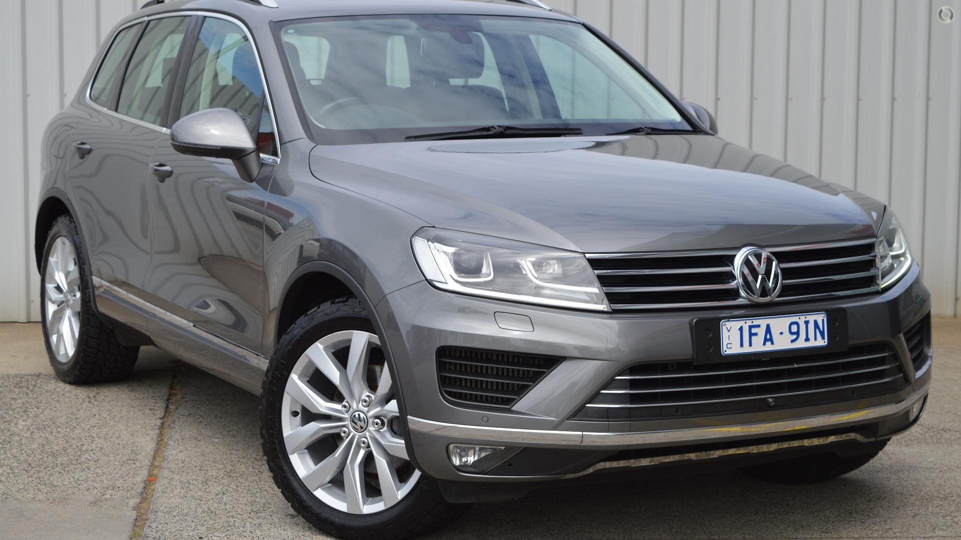 2015 Volkswagen Touareg 7P