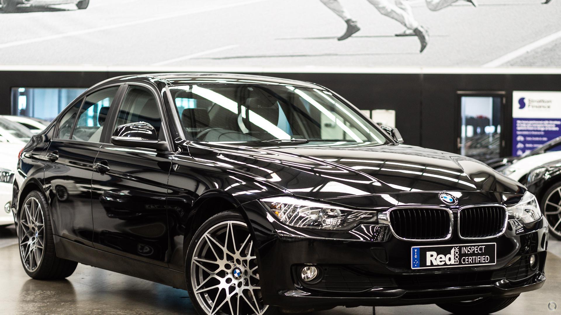 2013 BMW 3 Series 316i F30