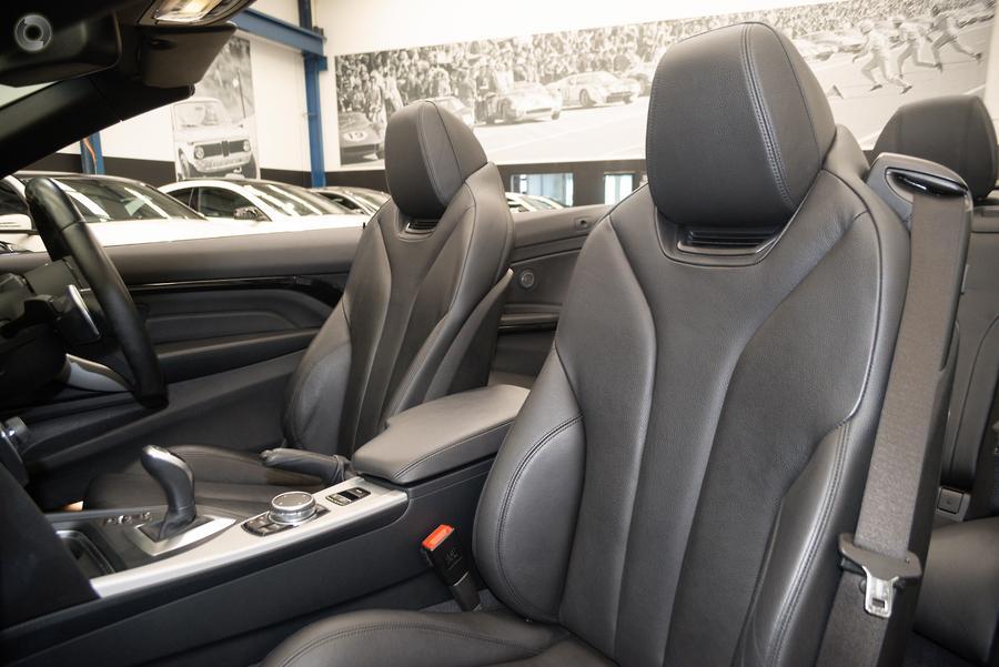 2015 BMW 435i  F33