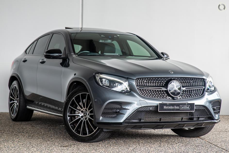2017 Mercedes-Benz GLC 250 Coupé