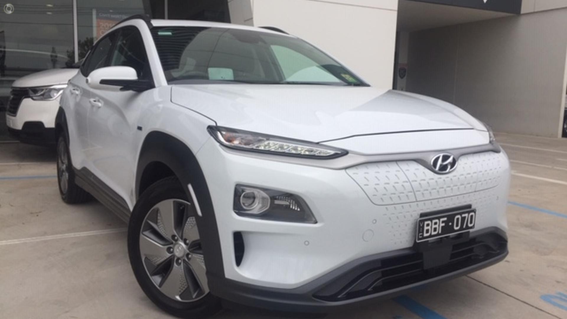 2019 Hyundai Kona electric Highlander OS.3