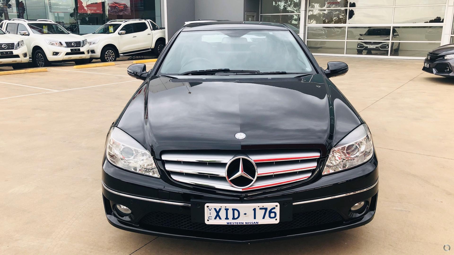 2009 Mercedes-benz Clc200 Kompressor  CL203