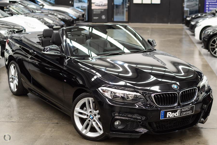 2015 BMW 2 Series 220i M Sport F23
