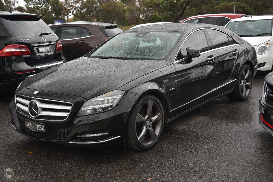 2011 Mercedes-Benz CLS 350 CDI BLUEEFFICIENCY Coupe