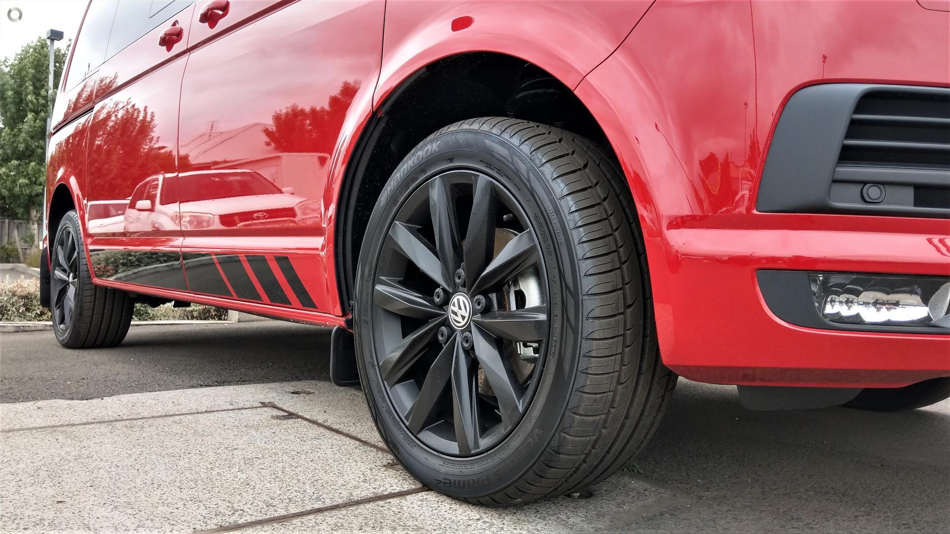 2019 Volkswagen Multivan TDI340 Black Edition T6