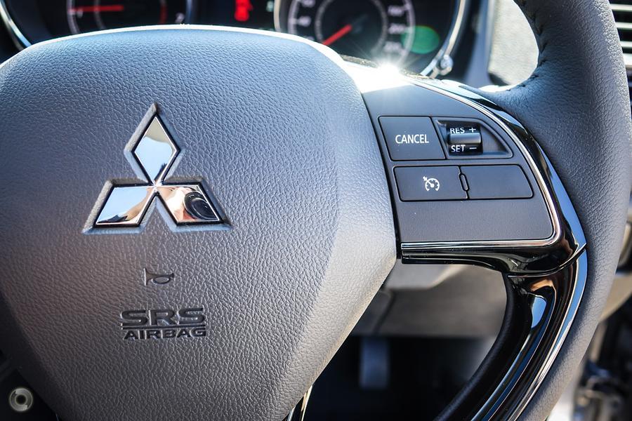 2019 Mitsubishi ASX Exceed XD