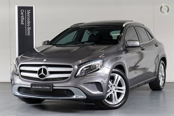 2015 Mercedes-Benz <br>GLA 200