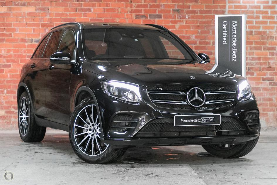 2019 Mercedes-Benz GLC 200 Wagon