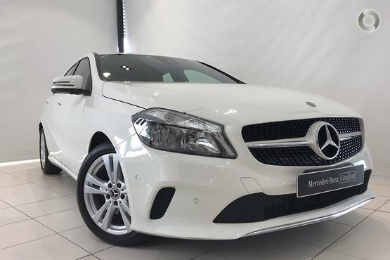 2017 Mercedes-Benz A 180
