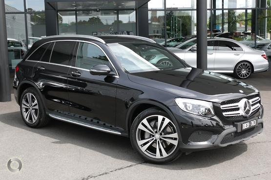 2015 Mercedes-Benz <br>GLC 250 D