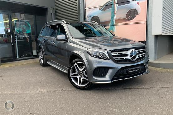 2017 Mercedes-Benz GLS 350 D