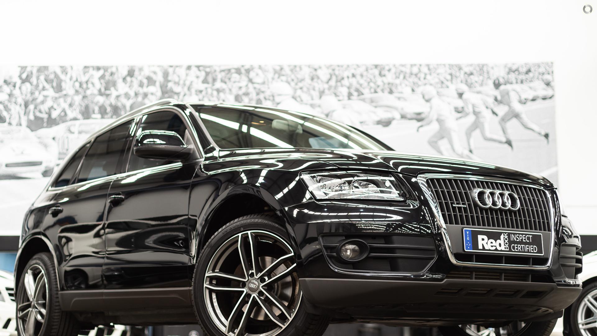 2011 Audi Q5 8R