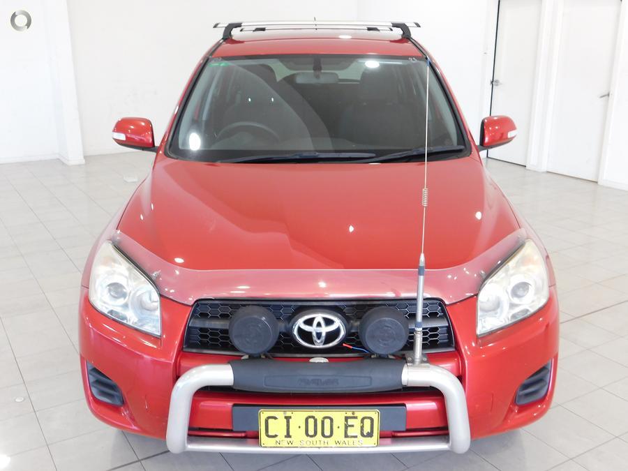 2009 Toyota RAV4 CV ACA33R