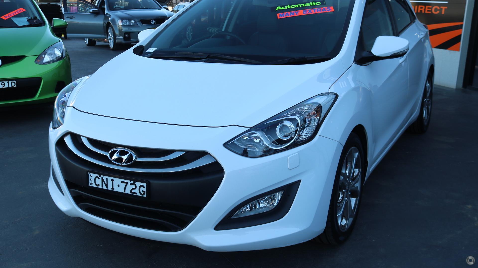 2013 Hyundai I30 Premium GD