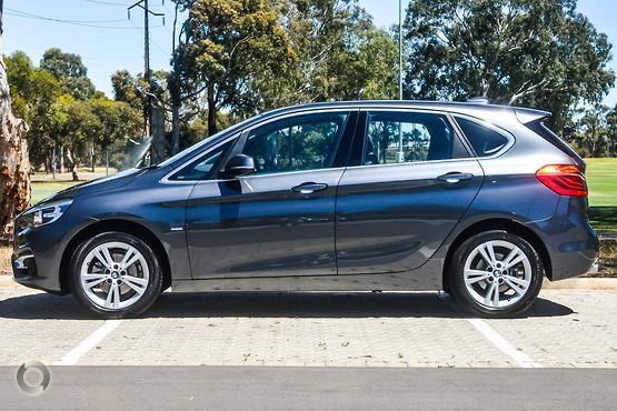 2018 BMW 218d Luxury Line