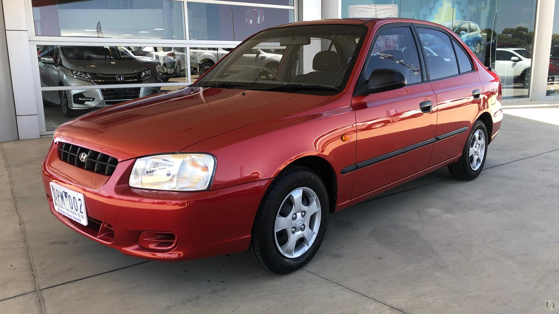2000 Hyundai Accent GL LC