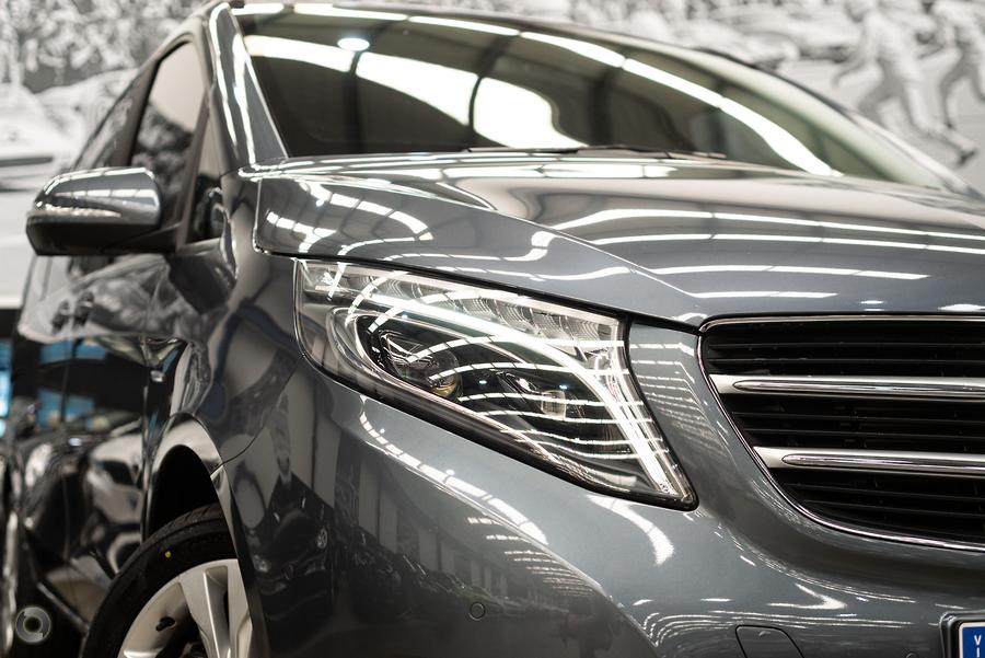2015 Mercedes-Benz V250 BlueTEC Avantgarde  447