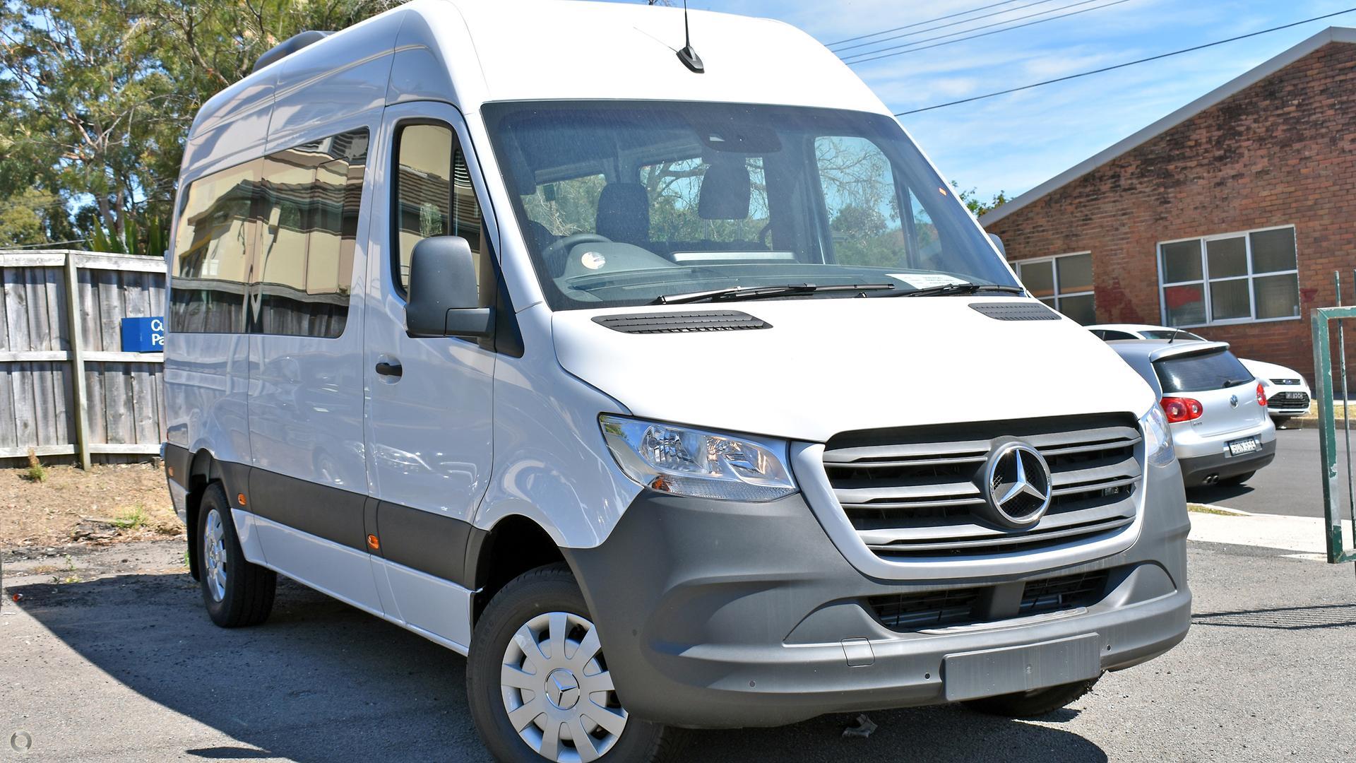 2019 Mercedes-Benz SPRINTER Bus