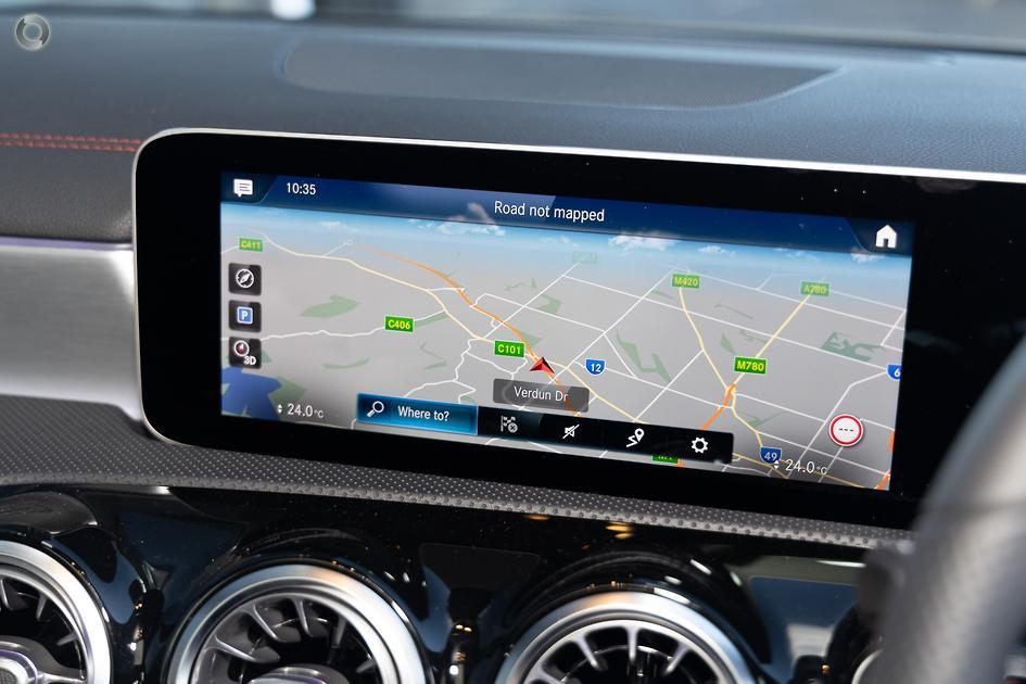 2020 Mercedes-Benz CLA 200 Coupé