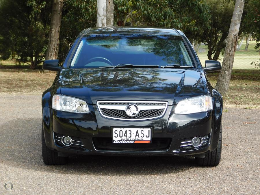 2012 Holden Commodore Equipe VE Series II