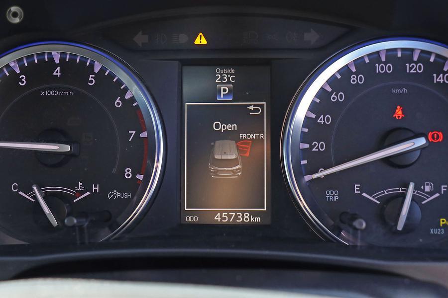 2016 Toyota Kluger Grande GSU55R