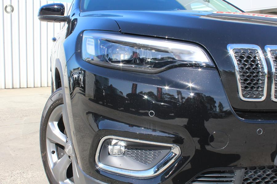 2019 Jeep Cherokee Limited KL