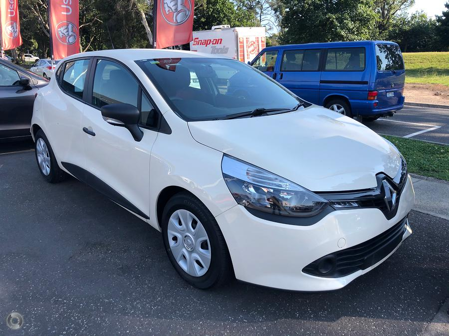 2015 Renault Clio Authentique IV B98