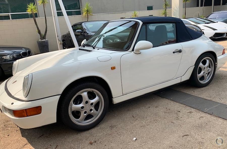 1990 Porsche 911 Carrera 2 Cabriolet 964