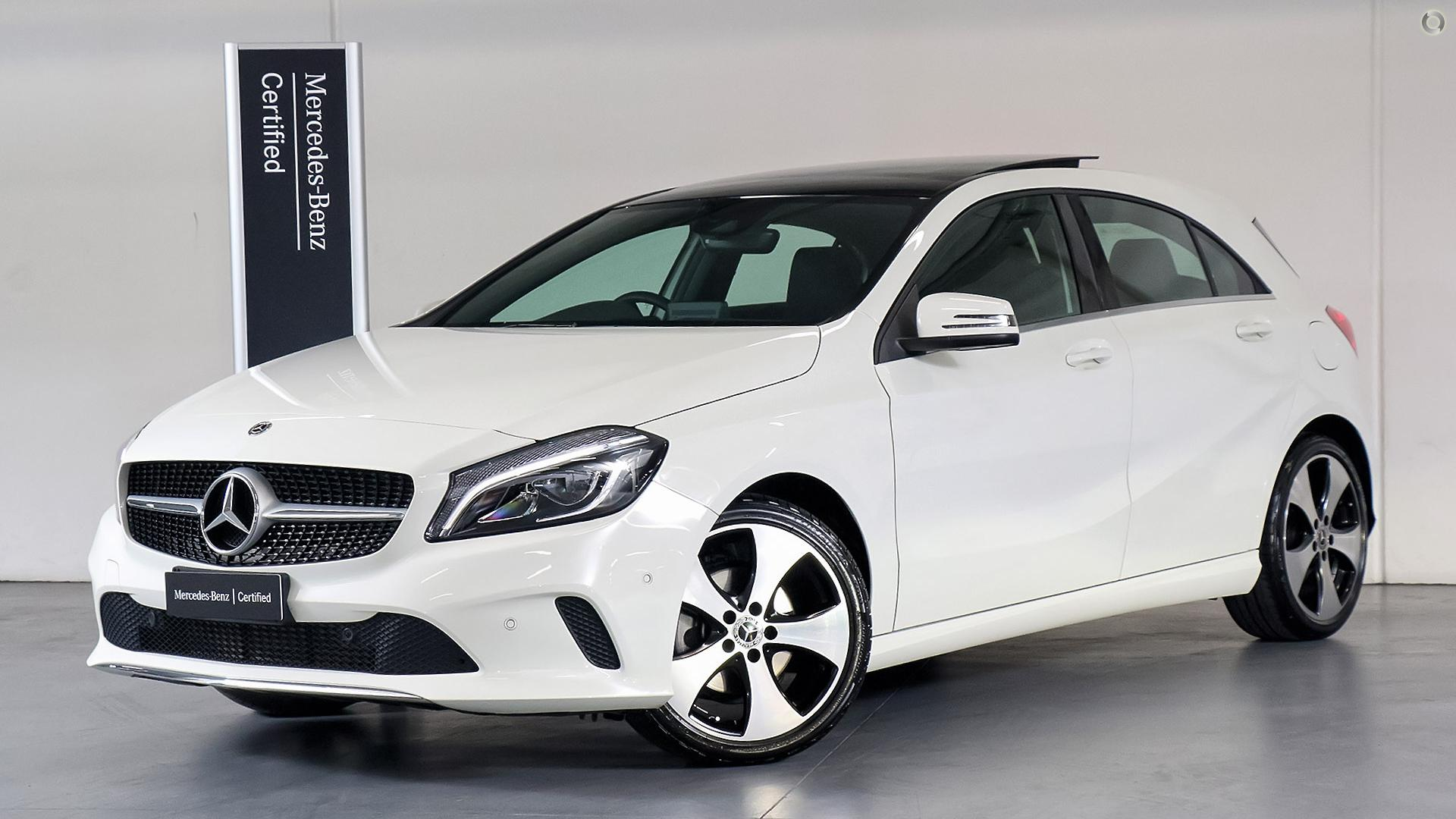 2018 Mercedes-Benz A 200 Hatch