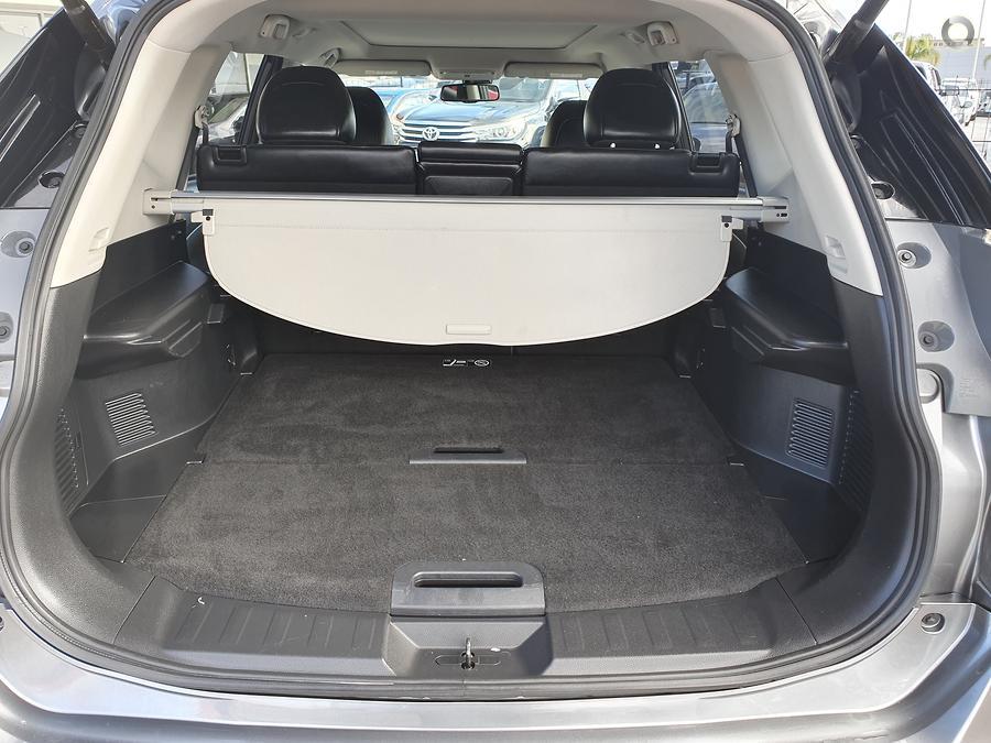 2015 Nissan X-TRAIL Ti N-TREK