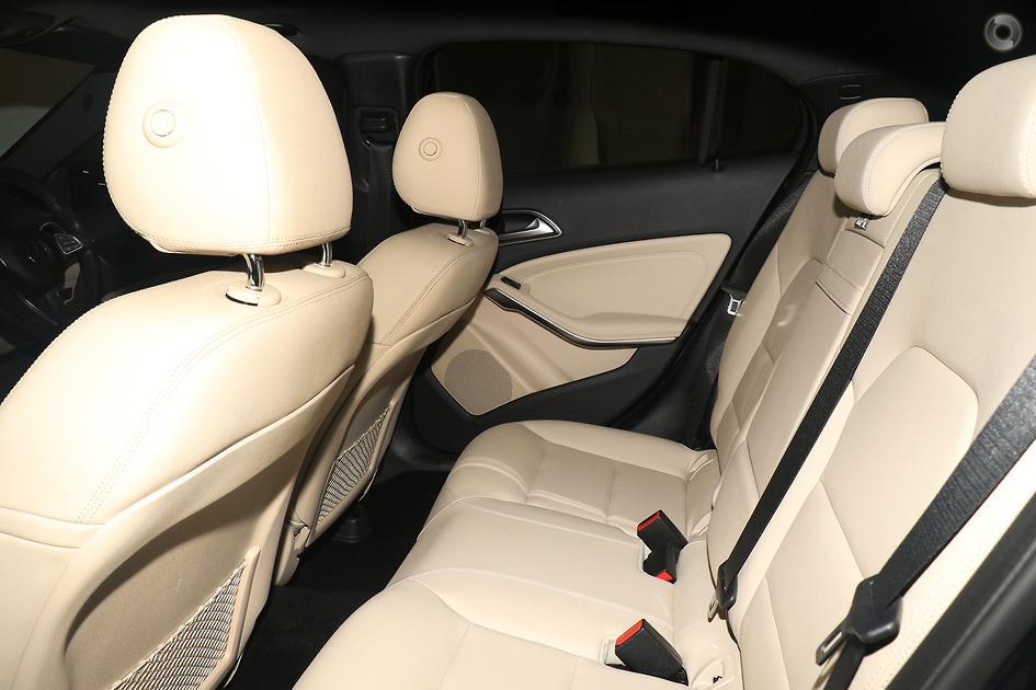 2017 Mercedes-Benz GLA 220 D Wagon