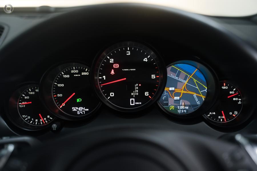 2010 Porsche Cayenne Diesel 92A