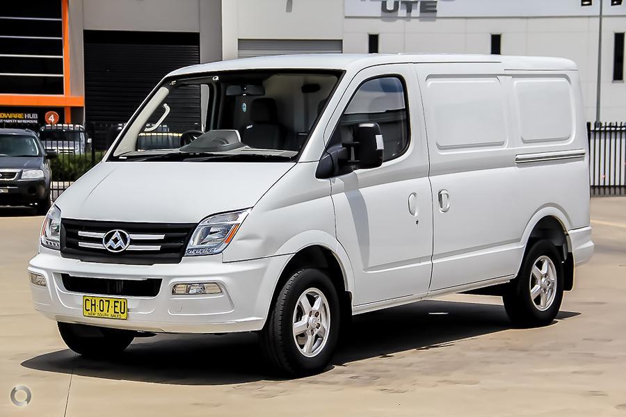 2015 LDV V80