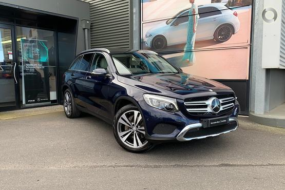 2017 Mercedes-Benz GLC 250 D