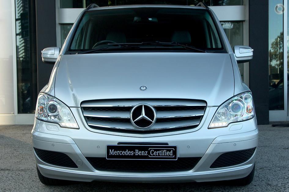 2012 Mercedes-Benz VIANO Wagon BlueEFFICIENCY