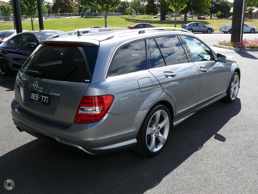 2013 Mercedes-Benz C 250 AVANTGARDE Estate