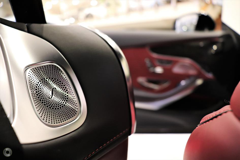 2015 Mercedes-Benz S 500 Coupé