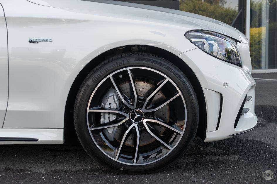 2019 Mercedes-Benz C 43 AMG Cabriolet