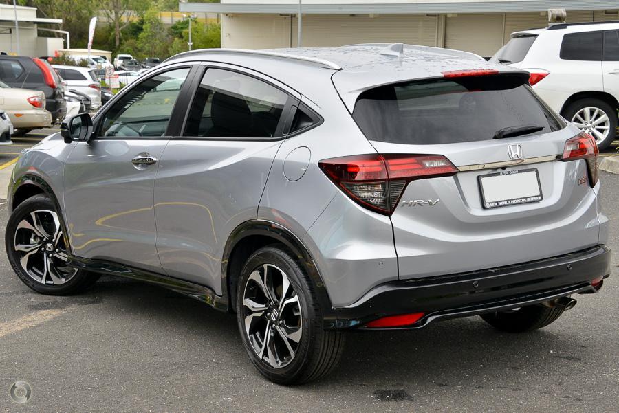 2020 Honda HR-V RS