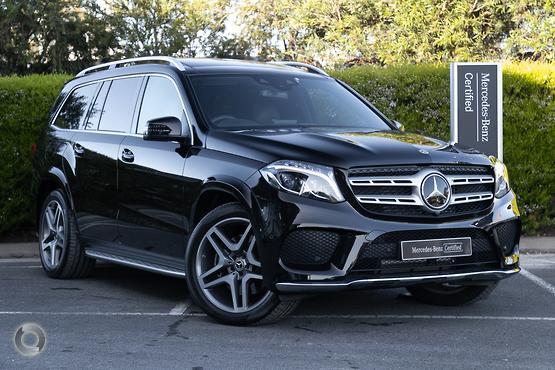 2018 Mercedes-Benz <br>GLS-CLASS