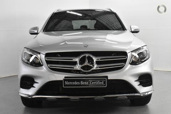 2015 Mercedes-Benz GLC 250 D