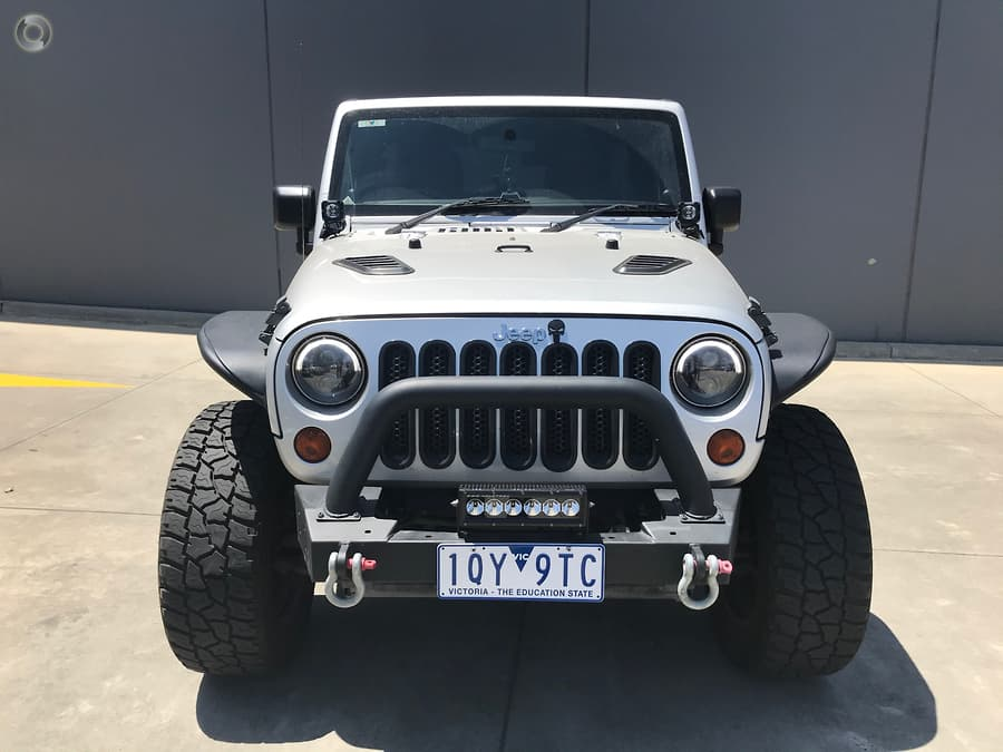 2011 Jeep Wrangler Unlimited Sport JK