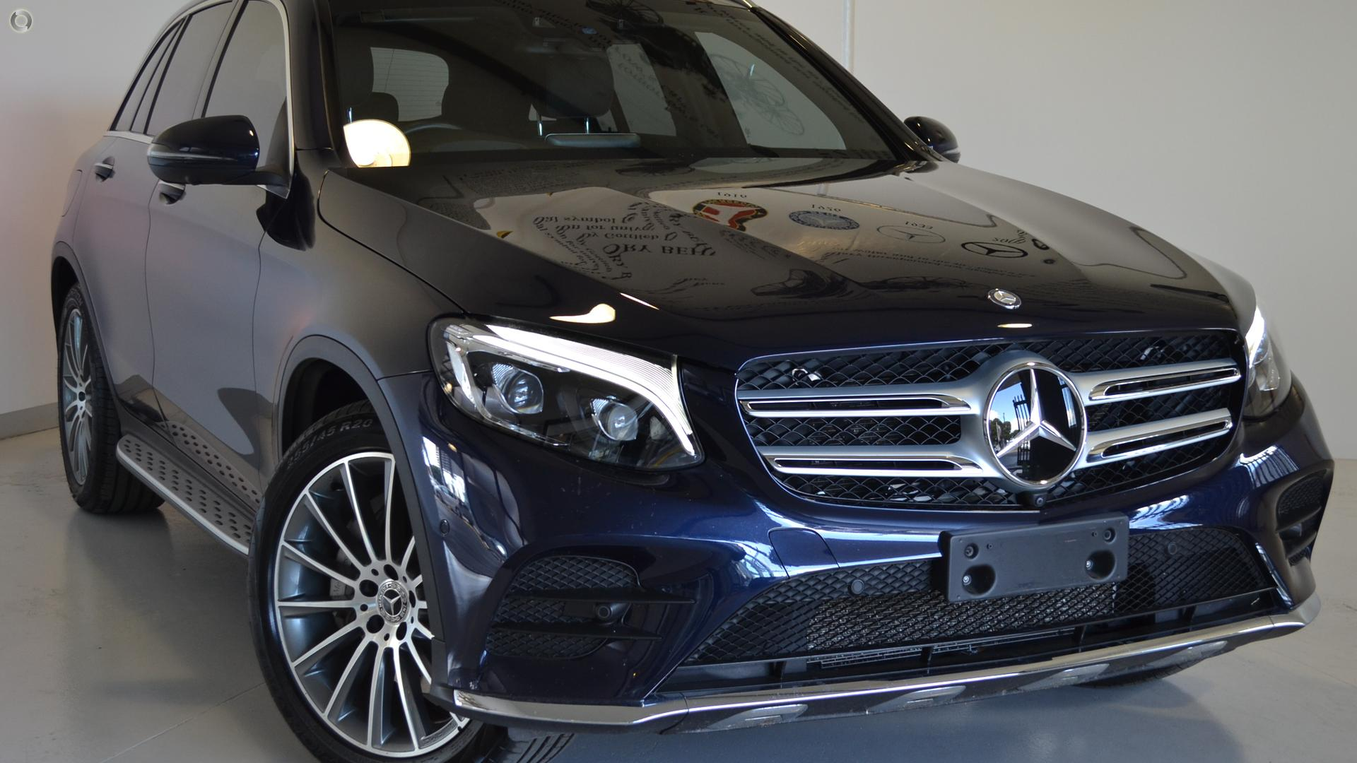 2017 Mercedes-Benz GLC 250 D Wagon