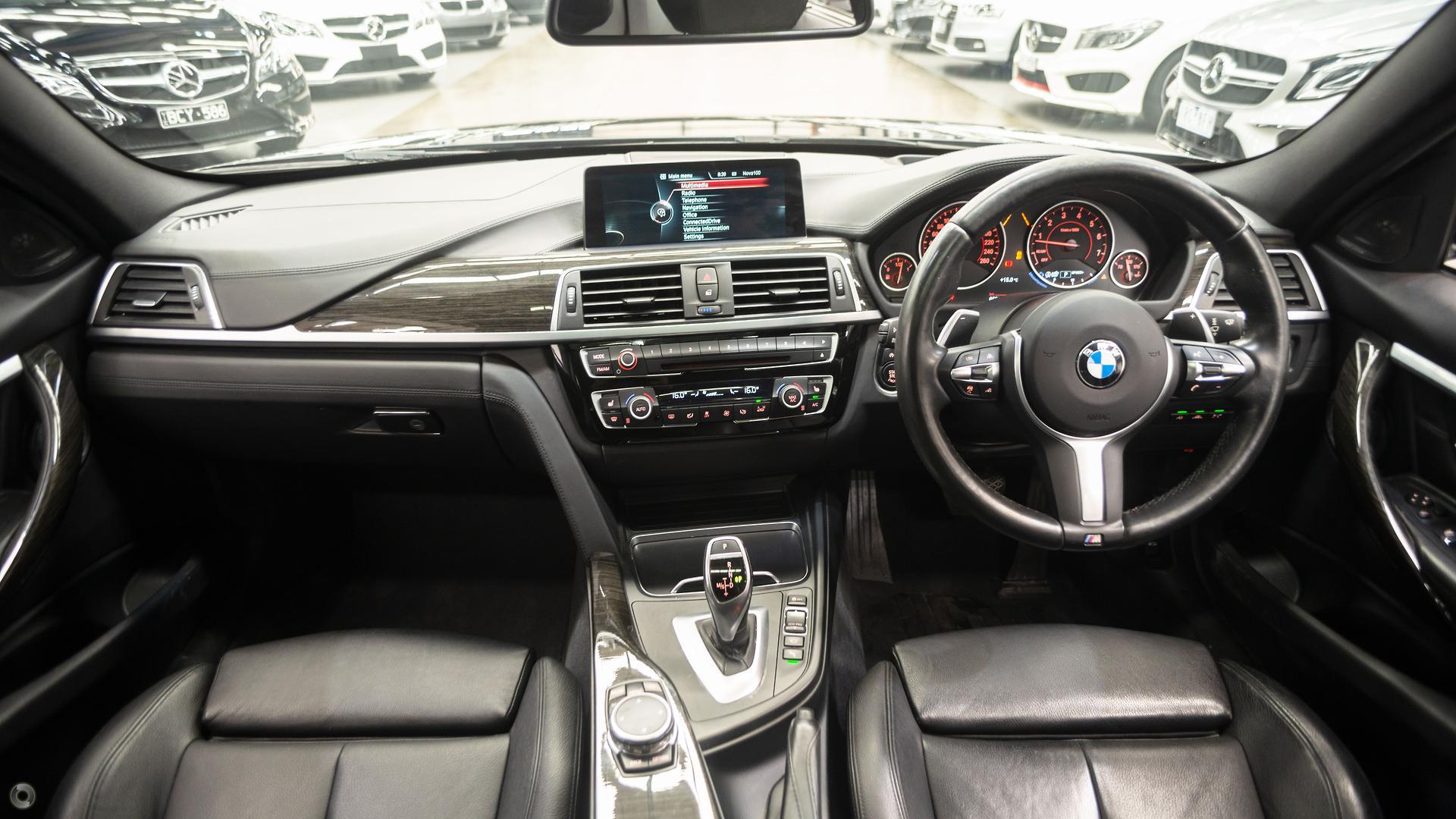 2016 BMW 340i M Sport  F30 LCI